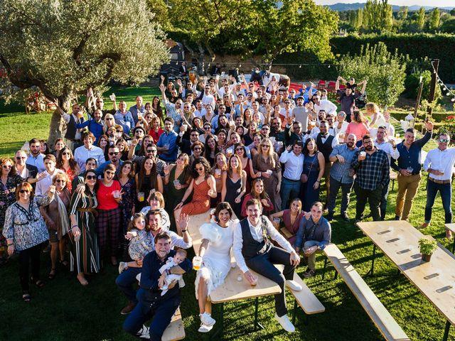La boda de Adrià y Marina en Arnes, Tarragona 30