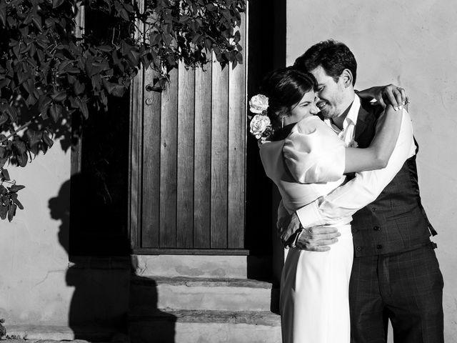 La boda de Adrià y Marina en Arnes, Tarragona 32