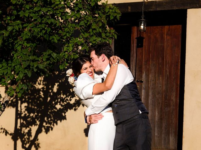 La boda de Adrià y Marina en Arnes, Tarragona 33