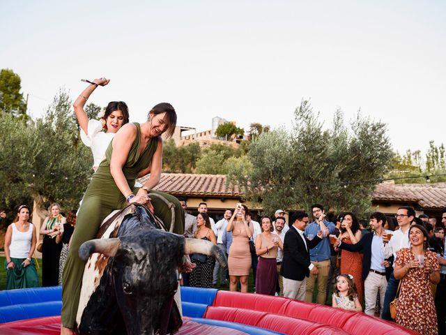 La boda de Adrià y Marina en Arnes, Tarragona 43