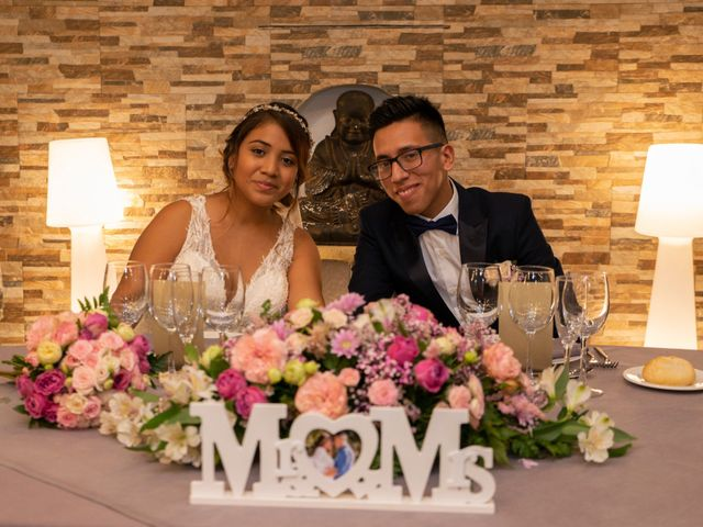 La boda de Pricila y Joel