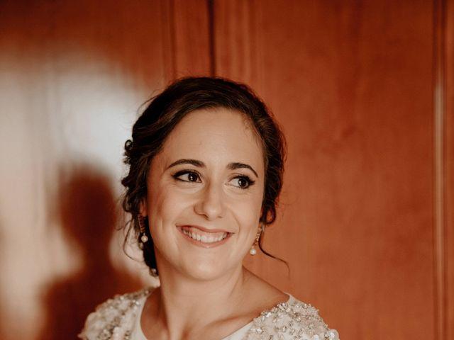 La boda de Fran y Alba en Jaén, Jaén 9