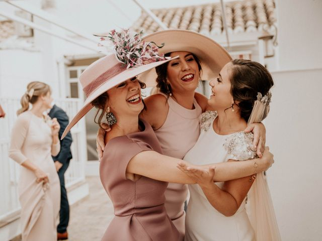 La boda de Fran y Alba en Jaén, Jaén 13