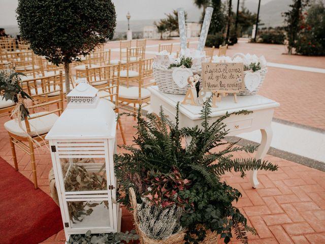 La boda de Fran y Alba en Jaén, Jaén 15