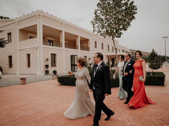 La boda de Fran y Alba en Jaén, Jaén 20