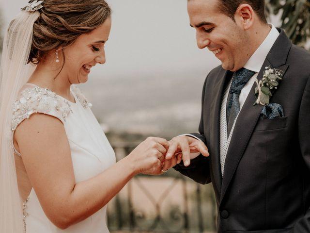 La boda de Fran y Alba en Jaén, Jaén 24