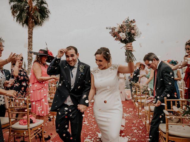 La boda de Fran y Alba en Jaén, Jaén 1