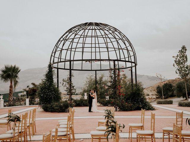 La boda de Fran y Alba en Jaén, Jaén 28