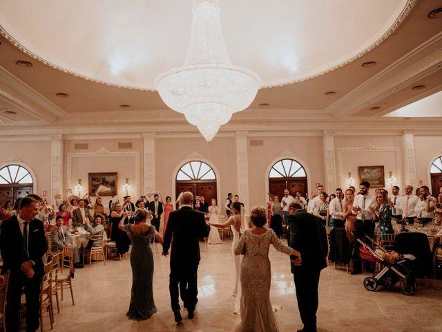La boda de Fran y Alba en Jaén, Jaén 29