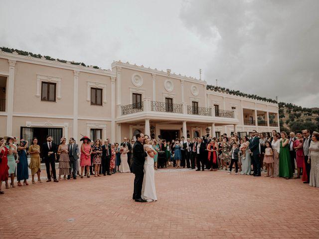 La boda de Fran y Alba en Jaén, Jaén 31