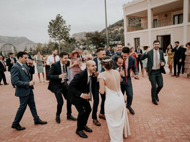 La boda de Fran y Alba en Jaén, Jaén 32