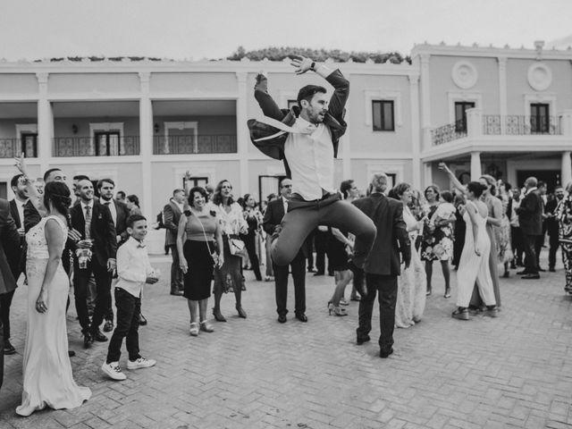 La boda de Fran y Alba en Jaén, Jaén 37