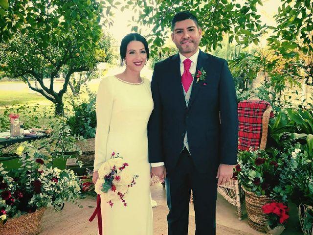 La boda de Mónica y Martín