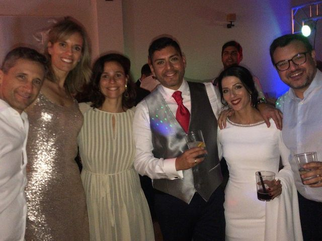 La boda de Martín y Mónica en Alacant/alicante, Alicante 1