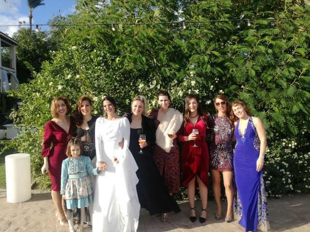 La boda de Martín y Mónica en Alacant/alicante, Alicante 8