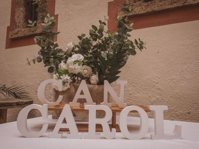 La boda de Dani y Montse en Capellades, Barcelona 1