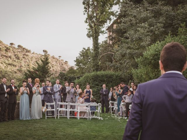 La boda de Dani y Montse en Capellades, Barcelona 36