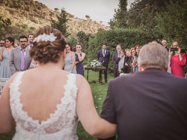 La boda de Dani y Montse en Capellades, Barcelona 43