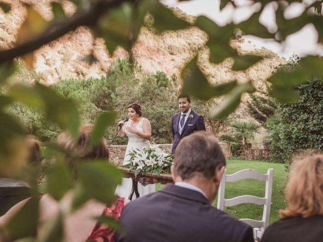 La boda de Dani y Montse en Capellades, Barcelona 44