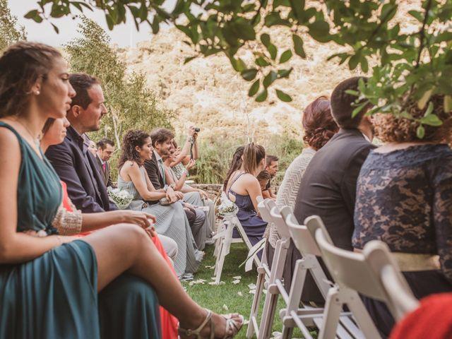 La boda de Dani y Montse en Capellades, Barcelona 45