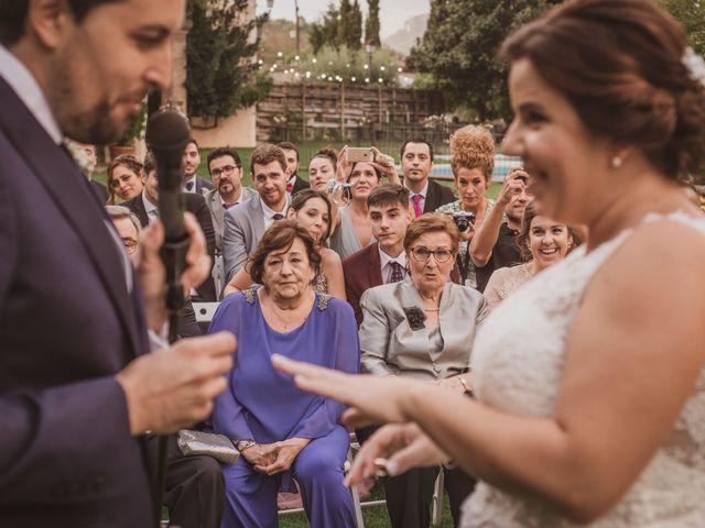 La boda de Dani y Montse en Capellades, Barcelona 56
