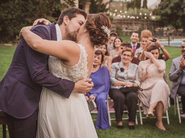 La boda de Dani y Montse en Capellades, Barcelona 57