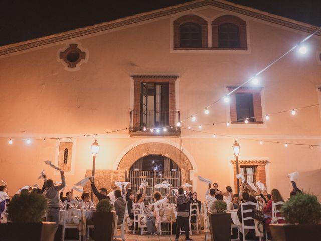 La boda de Dani y Montse en Capellades, Barcelona 70
