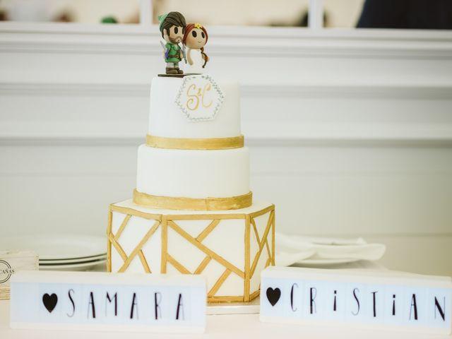 La boda de Cristian y Samara en Logroño, La Rioja 22