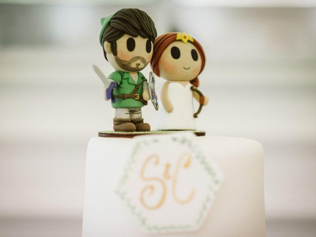 La boda de Cristian y Samara en Logroño, La Rioja 23