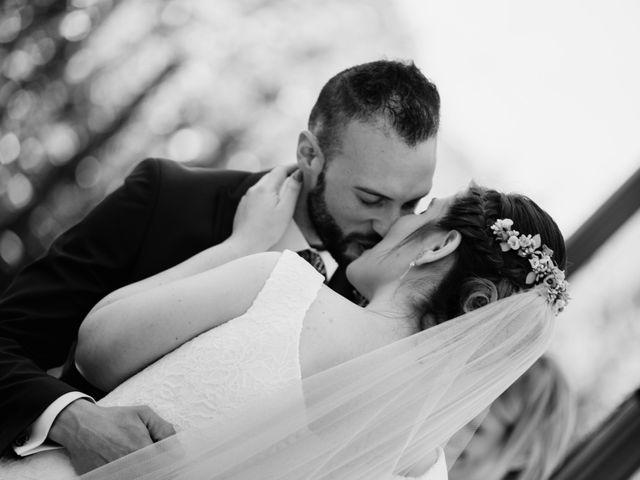 La boda de David y Ana