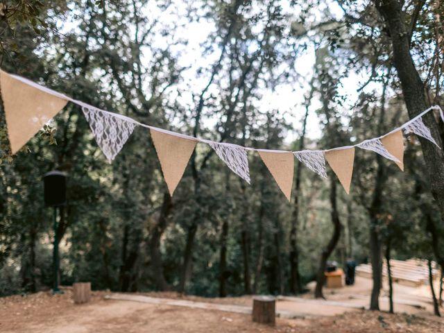 La boda de Paco y Ingrid en Caldes De Montbui, Barcelona 2