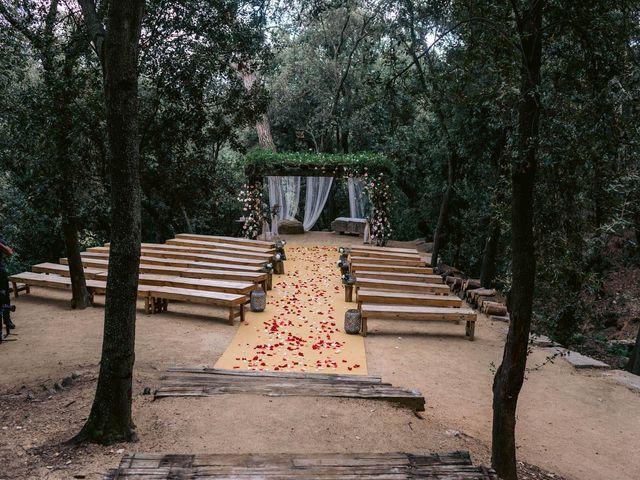 La boda de Paco y Ingrid en Caldes De Montbui, Barcelona 4