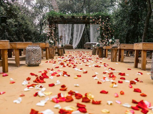 La boda de Paco y Ingrid en Caldes De Montbui, Barcelona 5