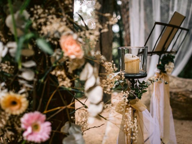 La boda de Paco y Ingrid en Caldes De Montbui, Barcelona 6