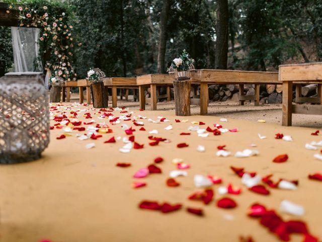 La boda de Paco y Ingrid en Caldes De Montbui, Barcelona 9