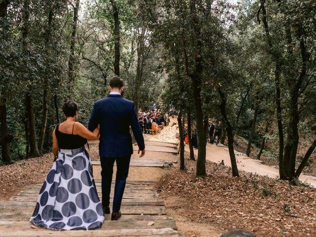 La boda de Paco y Ingrid en Caldes De Montbui, Barcelona 13