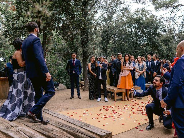 La boda de Paco y Ingrid en Caldes De Montbui, Barcelona 15