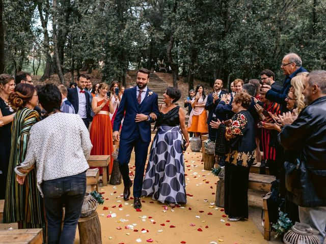 La boda de Paco y Ingrid en Caldes De Montbui, Barcelona 16