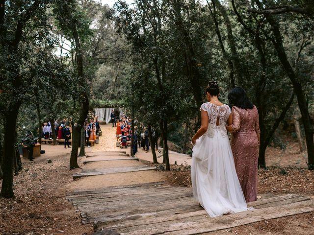 La boda de Paco y Ingrid en Caldes De Montbui, Barcelona 18