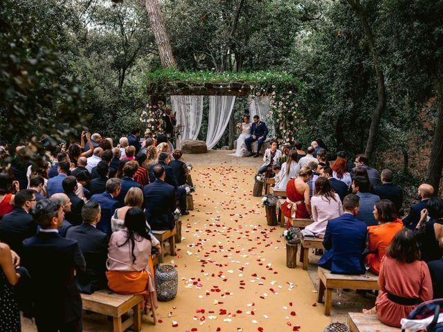 La boda de Paco y Ingrid en Caldes De Montbui, Barcelona 19