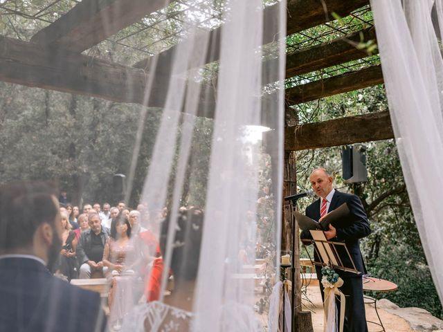 La boda de Paco y Ingrid en Caldes De Montbui, Barcelona 22