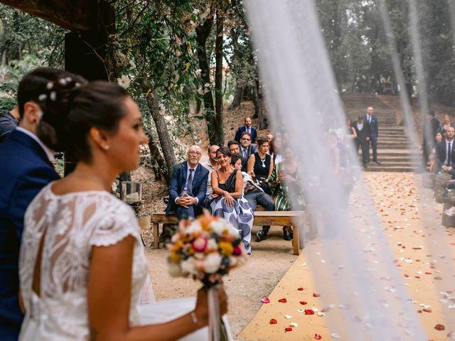 La boda de Paco y Ingrid en Caldes De Montbui, Barcelona 23