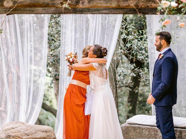 La boda de Paco y Ingrid en Caldes De Montbui, Barcelona 27