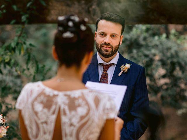 La boda de Paco y Ingrid en Caldes De Montbui, Barcelona 30