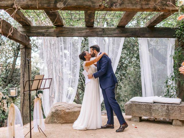 La boda de Paco y Ingrid en Caldes De Montbui, Barcelona 32