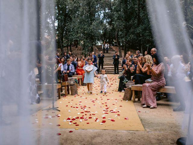 La boda de Paco y Ingrid en Caldes De Montbui, Barcelona 33