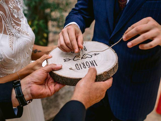 La boda de Paco y Ingrid en Caldes De Montbui, Barcelona 34