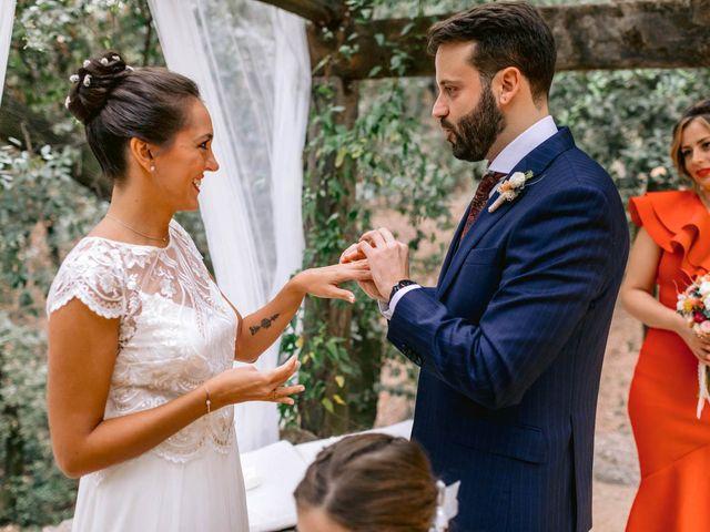 La boda de Paco y Ingrid en Caldes De Montbui, Barcelona 35