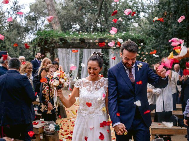 La boda de Paco y Ingrid en Caldes De Montbui, Barcelona 37