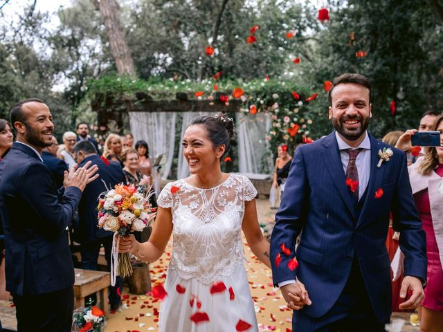 La boda de Paco y Ingrid en Caldes De Montbui, Barcelona 38